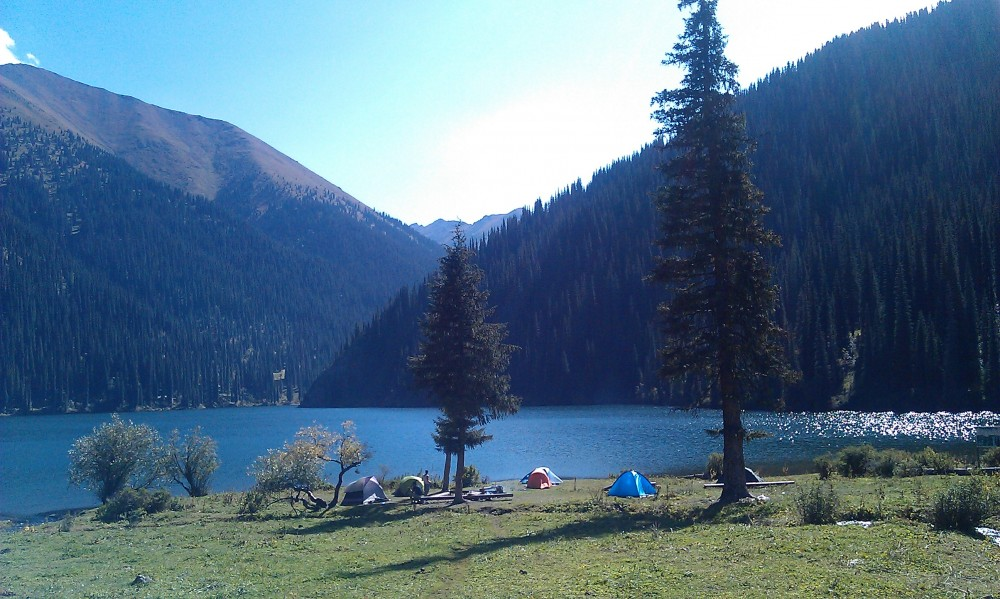 Kolsai Lake