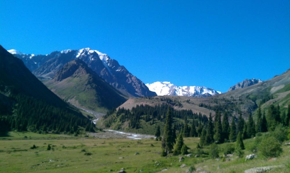 Talgar Valley