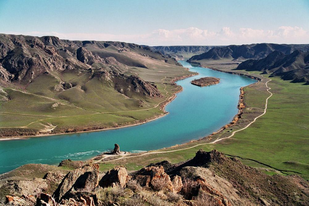 Ili River